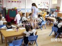 女生学幼师学校有前途吗