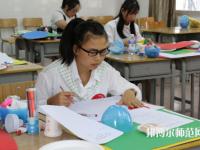 广西2020年幼师学校都有什么专业适合女生