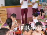 郑州2020年男生上幼师学校学什么好