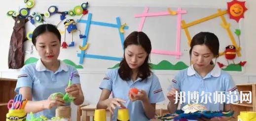 南宁2020年适合女生的幼师学校专业