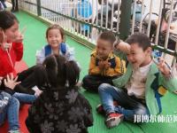 白银2021年女生在幼师学校学什么好
