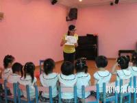 白银2021年女生上什么幼师学校好